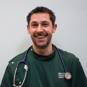 Greg Fitzmaurice, DVM, BagrSc : Veterinary Surgeon